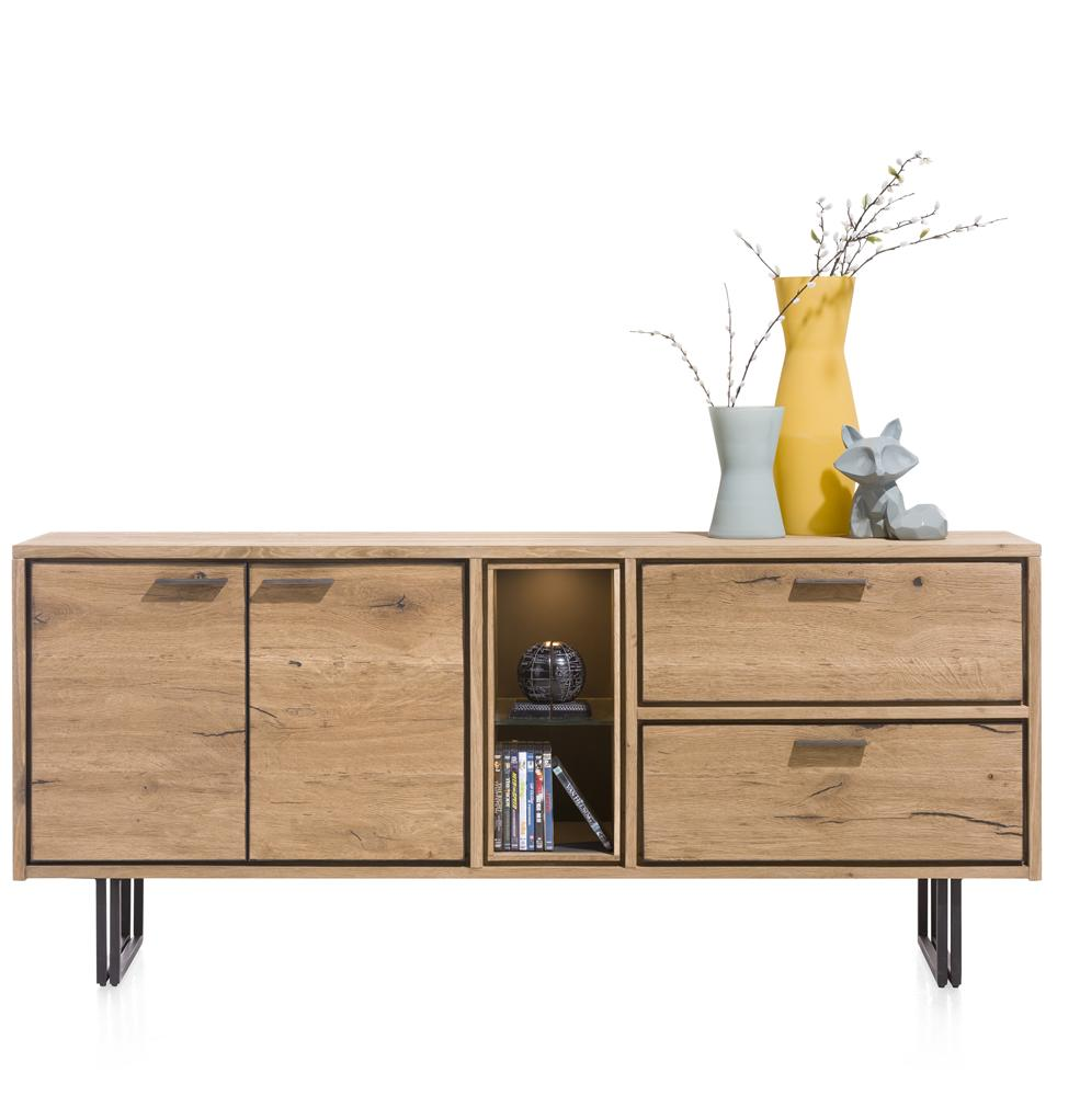 Habufa Denmark Sideboards-Sideboard-Against the Grain Furniture-180cm-Against The Grain Furniture