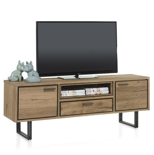 Habufa Denmark Lowboard TV Unit-Tv and Media Unit-Against The Grain Furniture-Against The Grain Furniture