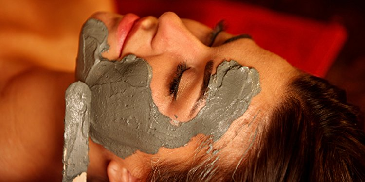 Moroccan Ghassoul Clay Mask - Organic Natural Face and Hair Mask.