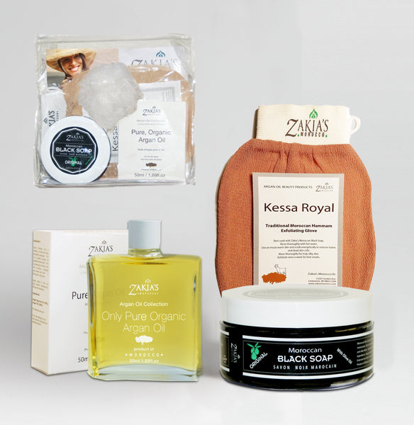 Argan Oil Bath & Body Gift Sets - Original