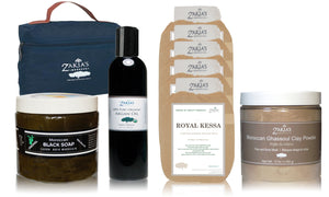 Open image in slideshow, Supersize Hammam Spa & Bath Set - 8 Scents