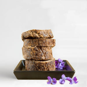 Open image in slideshow, African Black Soap - Hand packed - 1 lb
