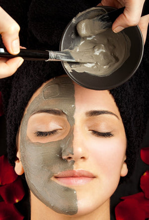 Ghassoul face and skin care