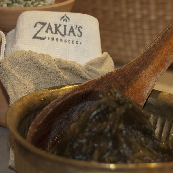 Moroccan Black Soap - great skincare