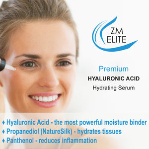 High Potency Hyaluronic Serum