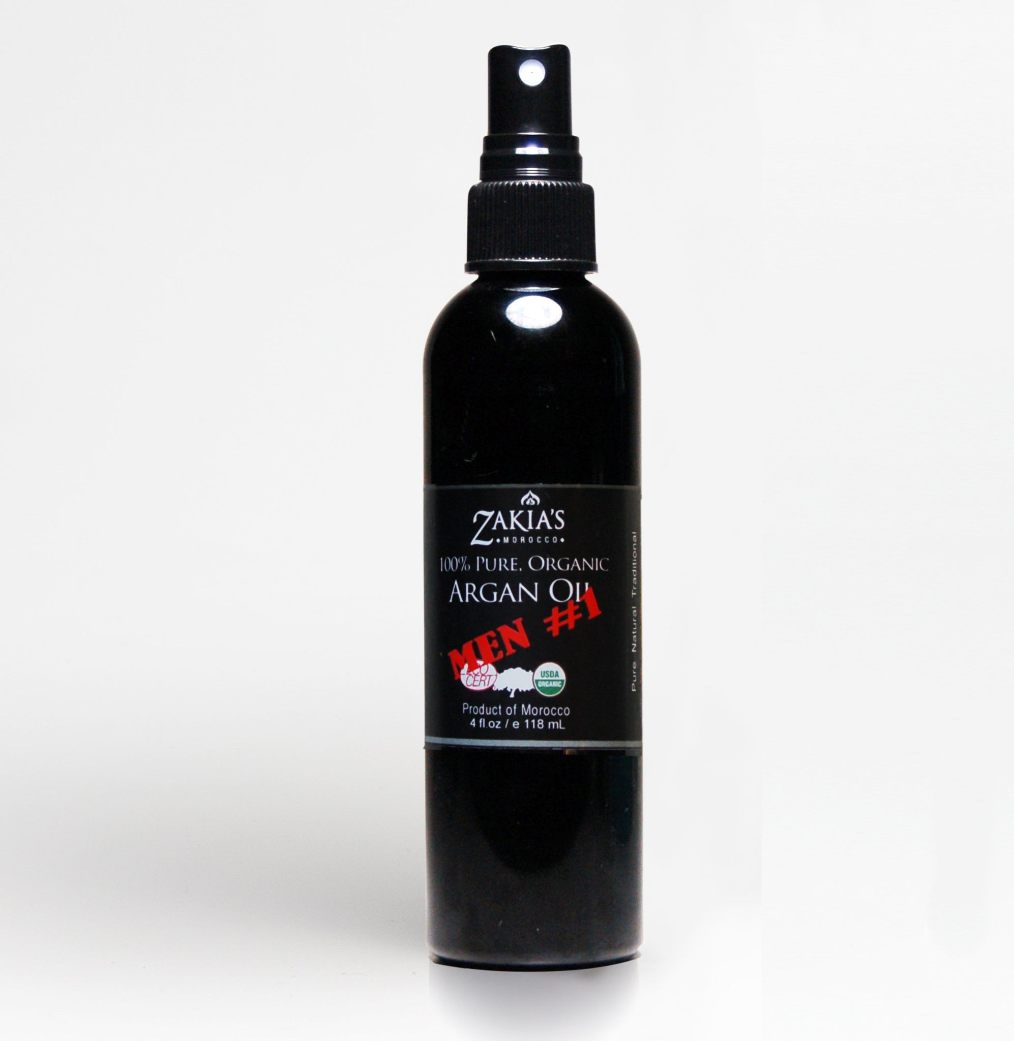 Zakia's Organic Argan Oil - Men's #1