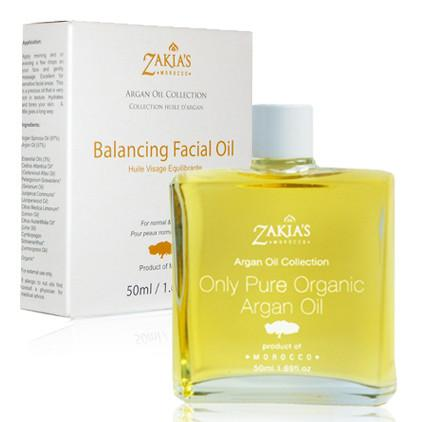 Argan Oil Balancing Facial Serum