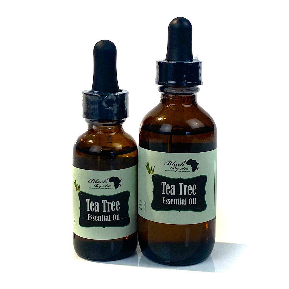 Tea Tree Essential Oil - Blackbysea