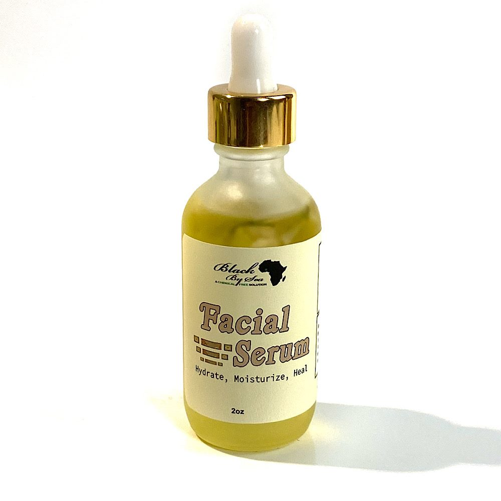 Face Serum w/ Jasmine Flowers - Blackbysea