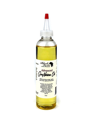 GroNshine Natural Hair Growth Oil ADVANCED - Blackbysea
