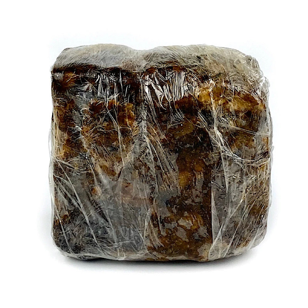 Raw African Black Soap - Blackbysea