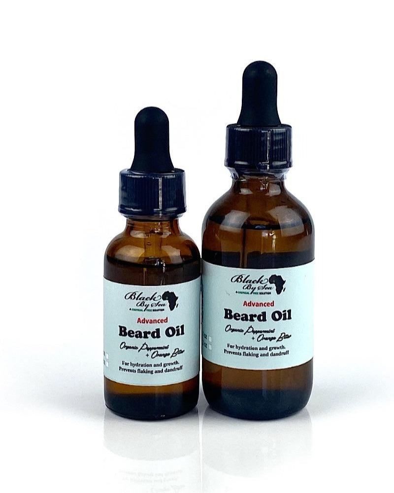 Beard Growth Oil ADVANCED - Blackbysea