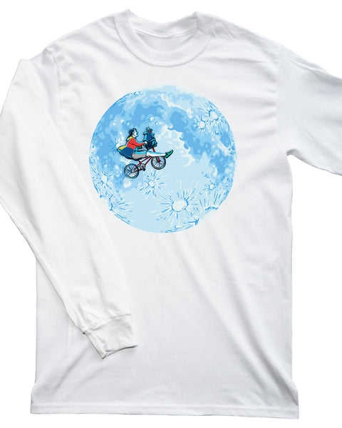 Moon Long Sleeve Tee