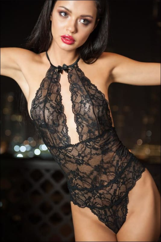 Body dentelle - Princess - Dubaï - bodys - BOMBGIRL PARIS
