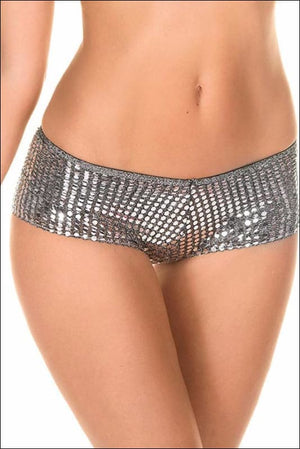Gamme Almeisan - Shorty - Boxers et Shortys - BOMBGIRL PARIS