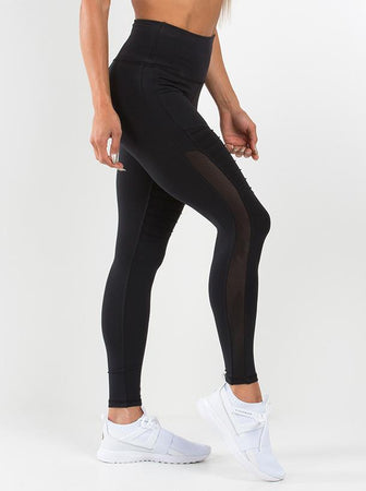 Apex Tights - Black