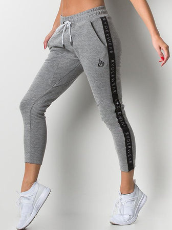 Active Track Pant - Grey