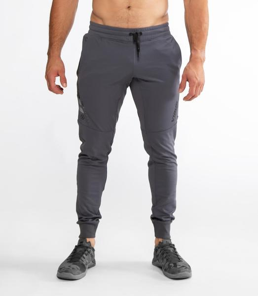 Au26 | BioCeramic™ IconX Performance Track Pants | Charcoal UNISEX
