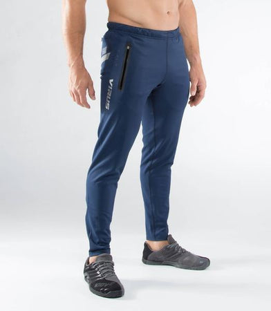 Au15 | BioCeramic™ KL1 Active Track Pants | Navy UNISEX
