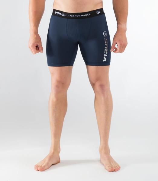 Co36 | CoolJade™ PHOENIX Compression Shorts | Navy