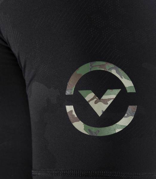 Co41 | CoolJade™ Performance Rashguard | Black/Camo