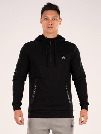 Armour Pull Over - Black