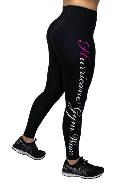 Premium Compression Legging (Black)