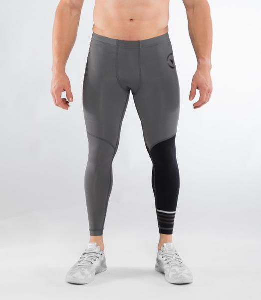 RX8 | CoolJade™ Compression Pants | Charcoal/Black
