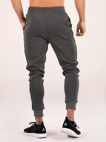 Armour Track Pants - Charcoal Marle