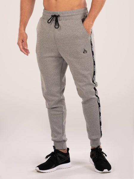 Armour Track Pants - Grey Marle