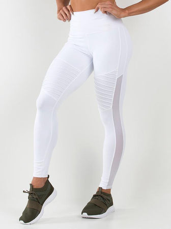Apex Tights - White