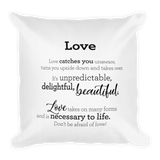 Pillow, love