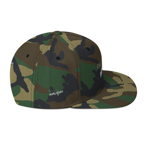 Every day is unique! - Yupoong Snapback