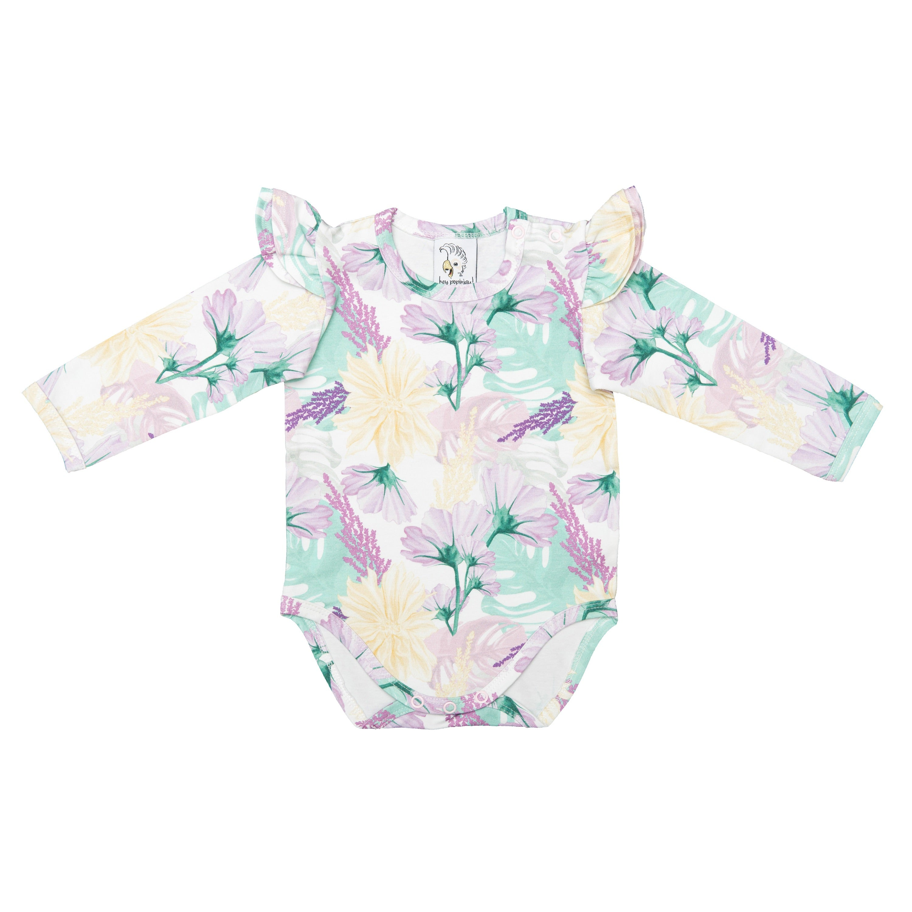 MEADOW FRILL BODY SUIT