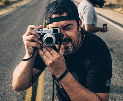 Bane Visnjic - Behind The Lens