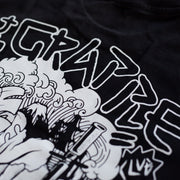 Grapple Club 'Origins T-Shirt' Back Logo