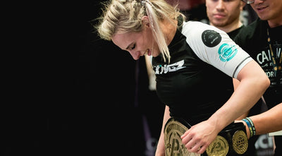 Ffion Davies - Takedowns To Back Attacks