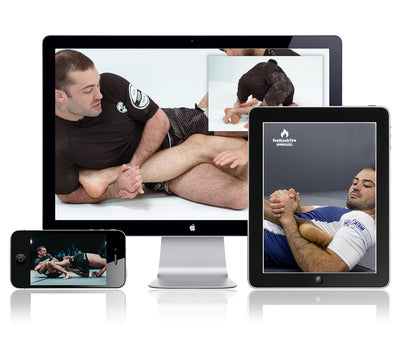 Image of Ross Nicholls mini heel hook digitial download