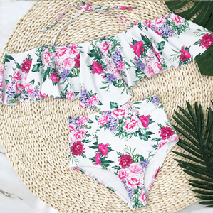 Carla Off-Shoulder Bikini SET