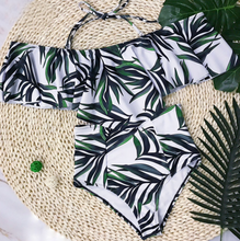Load image into Gallery viewer, Catalina Off-Shoulder Bikini