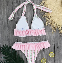 Load image into Gallery viewer, Blyth Brazilian Triangle Bikini SET
