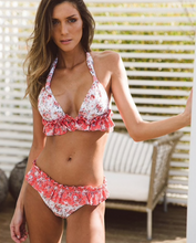 Load image into Gallery viewer, Cora Brazilian Triangle Bikini Set