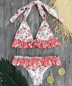 Cora Brazilian Triangle Bikini Set
