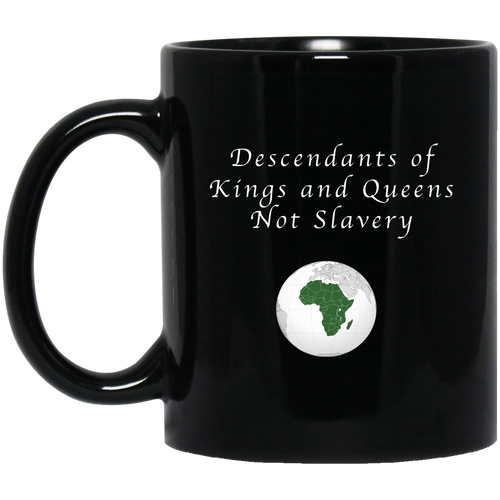 Descendants 11 oz. Black Mug