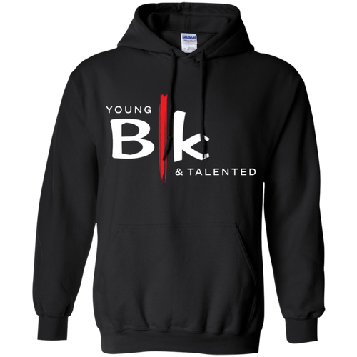 Young Blk & Talented Hoodie - Young Blk & Talented