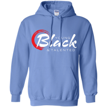 Load image into Gallery viewer, Young Blk & Talented Classic Hoodie - Young Blk & Talented