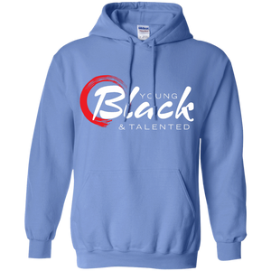 Young Blk & Talented Classic Hoodie - Young Blk & Talented