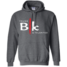 Load image into Gallery viewer, Young Blk & Talented Hoodie - Young Blk & Talented