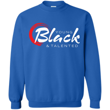 Load image into Gallery viewer, Young Blk & Talented Classic Sweatshirt - Young Blk & Talented