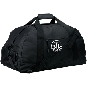 YB&T Basic Large-Sized Duffel Bag - Young Blk & Talented